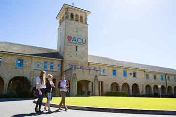 澳洲天主教大學 Australian Catholic University-澳洲