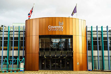 考文垂大學 Coventry University London-英國